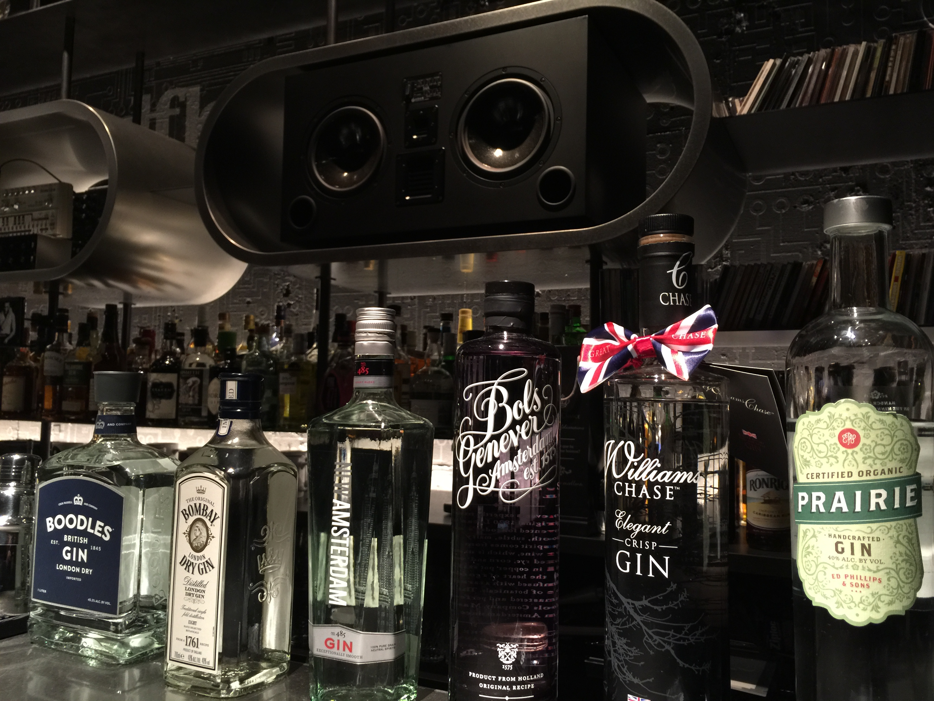 55kinds of Gin